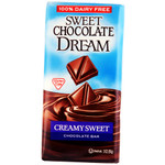 Dream Bar Creamy Sweet Chocolate Bar (12x3 Oz)
