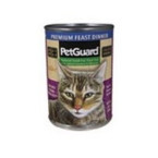Pet Guard Cat Premium Feast Dinner (12x14 Oz)