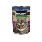 Pet Guard Cat Premium Feast Dinner (12x14 Oz)