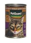 Pet Guard Cat Chicken & Wheat Germ (12x14 Oz)