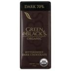 Green & Black Dark Chocolate Impulse Bar (20x1.2 Oz)