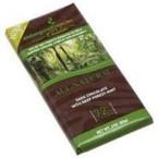 Endangered Species Dark Chocolate Bar Mint Rain Forest (12x3 Oz)