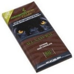Endangered Species Ext Dark Chocolate Bar Black Panther (12x3 Oz)