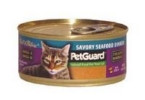 Pet Guard Cat Savory Seafood Dinner (24x5.5 Oz)