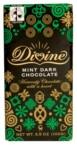 Divine Chocolate Dark With Mint Crisps (10x3.5 Oz)