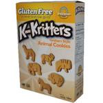 Kinnikinnick Foods Kritters Grm Ckies (6x8OZ )
