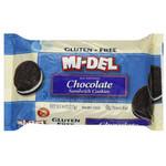 Mi-Del Chocolate Sandwich Cookies (12x8 Oz)