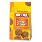 Mi-Del Ginger Snaps (12x10 Oz)