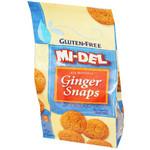 Mi-Del Ginger Snaps Gluten Free (12x8 Oz)