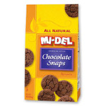 Mi-Del Chocolate Snaps (12x10 Oz)