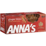 Anna's Thins Ginger (12x5.25Oz)