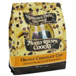 Newman's Own Organics Orange Cchip Cookie (6x7OZ )