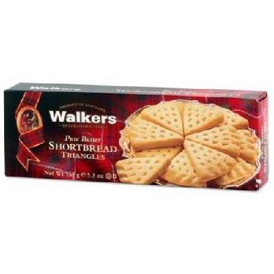 Walker's Shortbread Triangle Shortbread (12x5.3OZ )
