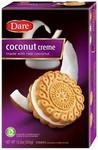 Ultimate Dare Coconut Crème Cookies (12x12.3Oz)