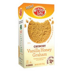 Enjoy Life Crunchy Vanilla Honey Graham Cookies (6x6.3 Oz)
