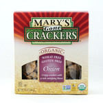Mary's Gone Crackers Onion Crackers Gluten Free (12x6.5 Oz)