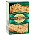 Dr. Kracker Klassic 3 Seed Bag In Box Crackers (6x6 Oz)