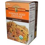 Dr. Kracker Pumpkin Seed Cheddar (6x7 Oz)