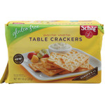 Schar Table Crackers (6x7.4 Oz)
