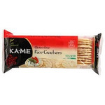 Ka-Me Rice Crunch Sesame Crackers (12x3.5Oz)