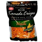 Kameda Crisps No Peanuts Wasabi Flavor (12x3.5Oz)