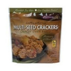 Crunch Master Rosemary & Olive Oil Multiseed Cracker (12x4.5 Oz)