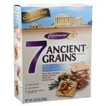 Crunchmaster Multi-Grain Hint of Sea Salt Crackers (12x3.5 Oz)