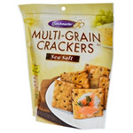 Crunchmaster Crackers Sea Salt Flavor (12x4.5Oz)