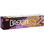 Breton Multigrain Crackers (12x8.8 Oz)