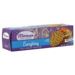 Milton's Everything Gourmet Round Crackers Multigrain (12x8.3 Oz)