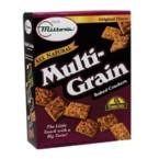 Milton's Original Gourmet Snack Crackers Multi-Grain (12x9 Oz)