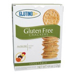 Glutino Vegetable Crackers (6x 4.4 Oz)