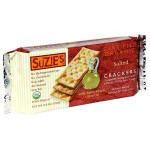 Suzie's Salted Crackers (12x8.8 Oz)