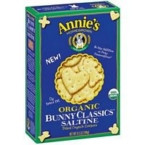 Annie's Homegrown Saltine Bunny Cracker (12x6.5 Oz)