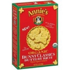 Annie's Homegrown Butter Bunny Rice Cracker (12x6.5 Oz)