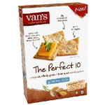 Van's International Foods Perfect 10 Crackers (6x4OZ )
