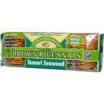 Edward & Sons Tamari Seaweed Fat Free Snaps (12x3.5 Oz)