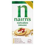 Nairn's Organic Oat Cake Crackers (12x8.8Oz)