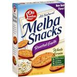 Old London Melba Snacks Roasted Garlic (12x5.25Oz)