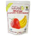 Nature's All Foods Frz Dr Bn/Str Ft (12x1.8OZ )