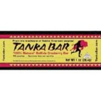 Tanka Natural Buffalo Cranberry Hot Bar (12x1 Oz)