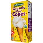 Let's Do...Orgainc Sugar Cones (12x4.6OZ )
