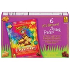 Annie's Homegrown Bunny Graham Friends Snack Pack (6x6x1 Oz)