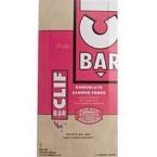Clif Bar Chocolate Almond Fudge Clif Bar Bar (12x2.4 Oz)