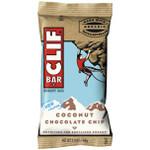 Clif Bar Organic Coconut Chocolate Chip Bar (12x2.4 Oz)