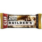Clif Bar Peanut Butter Builder Bar (12x2.4 Oz)