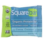 Squarebar Chocolate Coconut Bar (12x1.7OZ )