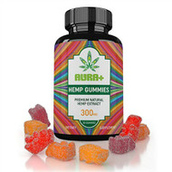 AuraPlus Organic Premium Hemp Gummies For Pain Relief