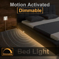 Motion Activated Under Bed Light from Willed