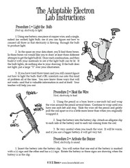 Adaptable Electron PDF